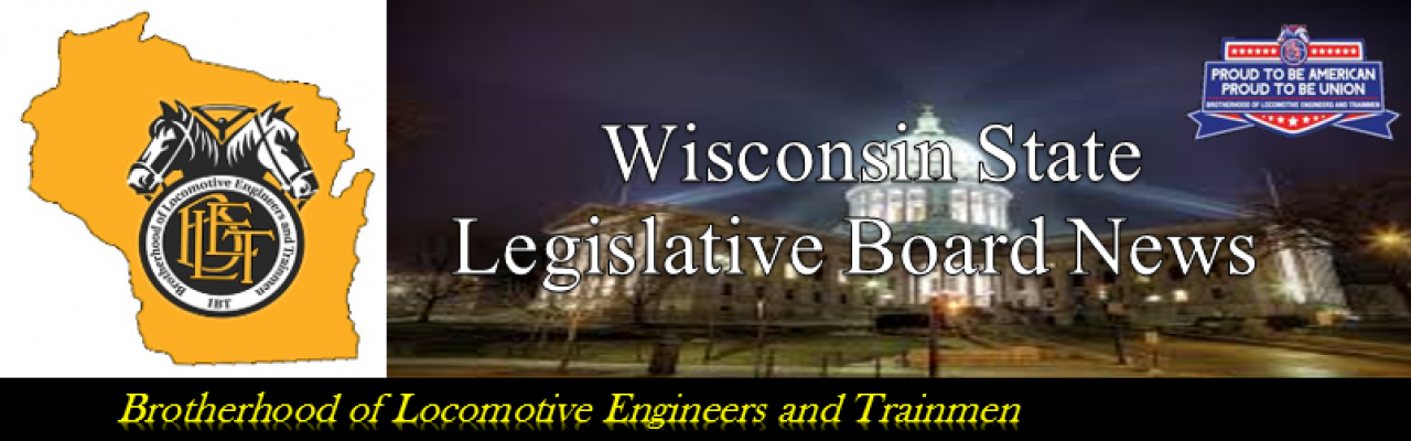 BLET-Wisconsin State Legislative Board